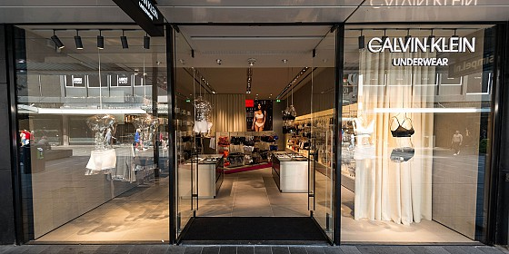 CK Stores opens store in Rotterdam