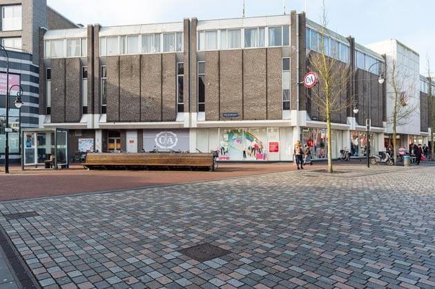 Johan de Wittstraat 1 en Bagijnhof 17, Dordrecht